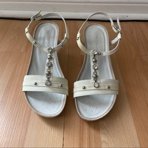 Geox Wedge Sandal